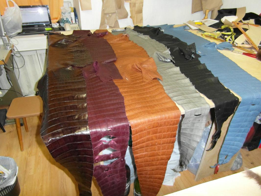 Пошив Одежды Из Кожи